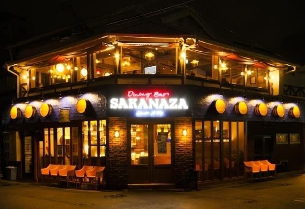 【デートや女子会に】港を望むおしゃれなダイビングバー「SAKANAZA(サカナザ)」で乾杯♪(広島・三原市)