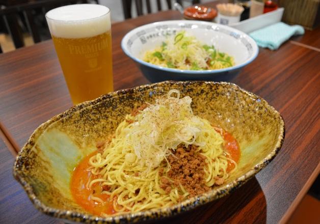 ジ アウトレット広島の「中華そば くにまつ」で広島グルメの新定番「汁なし担々麺」を堪能しよう!