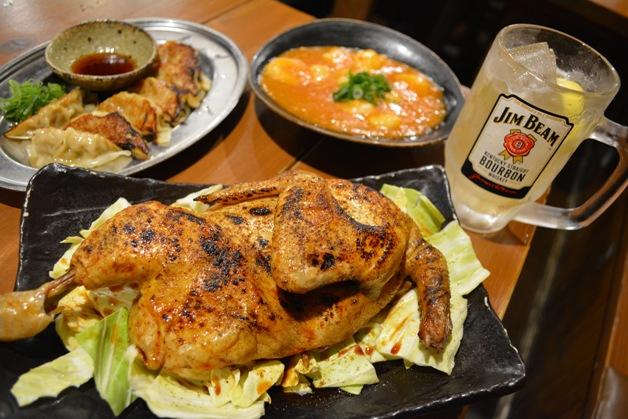 【広島】「中華酒場 サモハン」で名物「激辛まぁぼぅ」や「サモハン焼き」と「ザ・モルツ」を堪能!