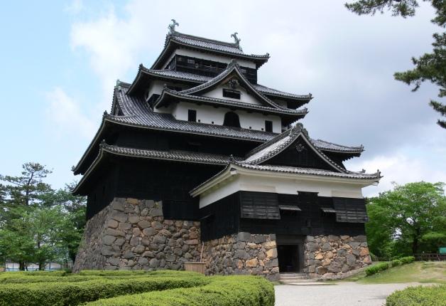 今年は松江城国宝指定のお祝いですよ