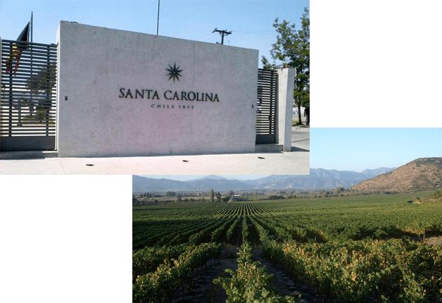 サンタカロリーナ社がつくりました!