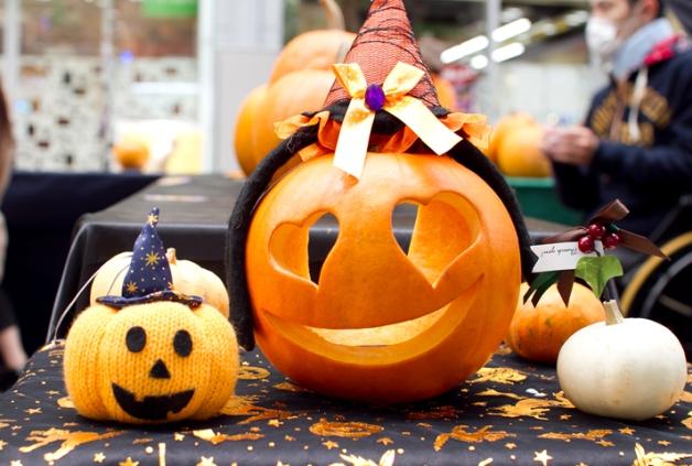 (終了しました)10月30日は「大街道ハロウィンパーティー」へGO!「ジムビームいよかんハイボール」を片手に盛り上がろう♪