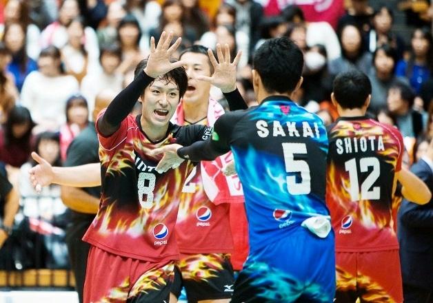 (終了しました)1月7日・8日は広島県立総合体育館へ!サントリー「サンバーズ」へのご声援よろしくおねがいします♪