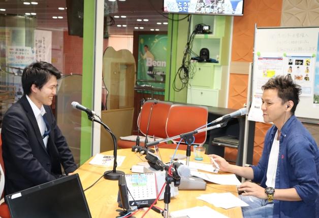 【連載第5弾】南海放送ラジオ番組「TIPS」でサントリー松山支店の社員が新型電動式神泡サーバー付き「ザ・プレミアム・モルツ」父の日限定パックをご紹介しました!