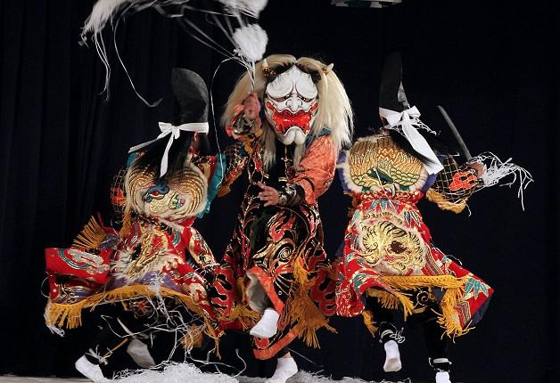 【第42回サントリー地域文化賞】「新舞」発祥の地として地域をあげて盛り上げた神楽振興の魅力を発信!「ひろしま安芸高田 神楽の里づくり」