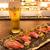 【プレミアム超達人店】「利他食堂」(高知)で土佐和牛やカツヲの松葉焼きタタキと「プレモル」を楽しもう♪