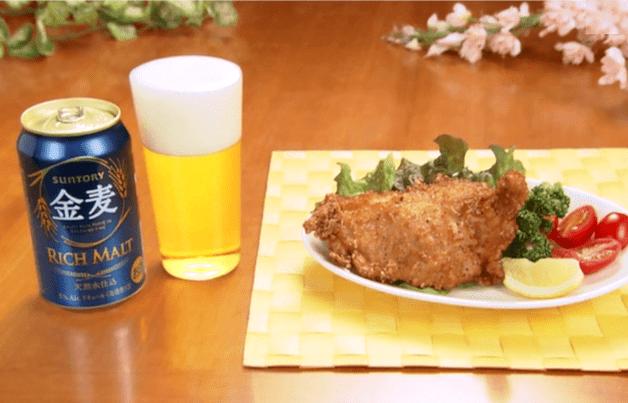 【「金麦」と合うお惣菜】外はサクサク・中はジューシーな「サクうまチキン」