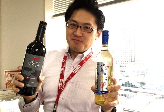 【北海道の魚介&豚肉にぴったり!】白ワイン「ガゼラ」と赤ワイン「ポルコ ティント」♪料理レシピもご紹介