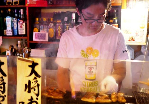 【札幌100マイル編集長オサナイミカの飲み食べ探訪記】第2回目は「炭火焼鳥 串焼大将」