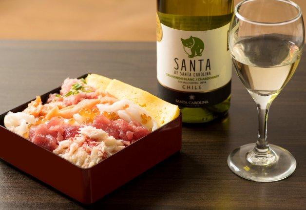 【マックスバリュ北海道×サントリー】パーティーにおすすめ!チリワイン「サンタ」にぴったりなお惣菜を紹介♪