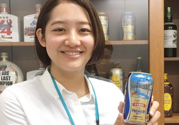 【数量限定発売!】お土産にもおすすめ♪「ザ・プレミアム・モルツ 2017北海道の夏(小樽運河)デザイン缶」
