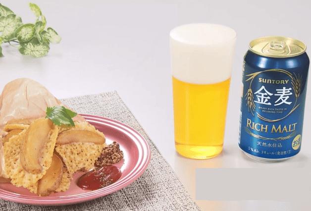 【「金麦」幸せレシピでカンパイ!】スナック感覚でおつまみにもピッタリ♪「カリカリチーズポテト」