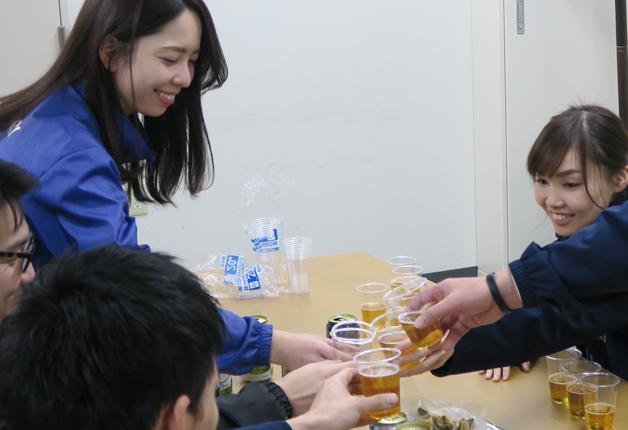【特別企画】「金麦〈ゴールド・ラガー〉」ついに発売!「金麦」3種飲み比べ北海道社員座談会を行いました♪