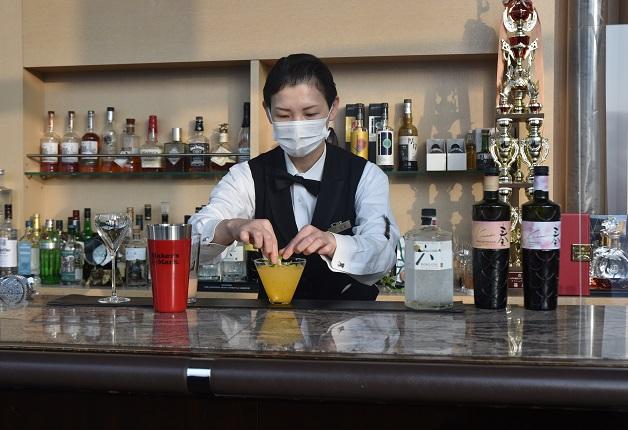 ジャパニーズクラフトジン「ROKU」カクテルフェア開催!札幌プリンスホテル「スカイラウンジ トップ オブ プリンス」