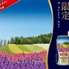 【数量限定】華やかなデザインは贈り物にもぴったり♪「ザ・プレミアム・モルツ 2019北海道デザイン缶(富良野の花畑)」