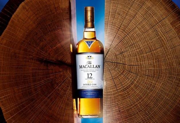 【ウイスキー好き必見!】道内のホテルで「ザ・マッカラン ダブルカスク12年」フェアを開催中