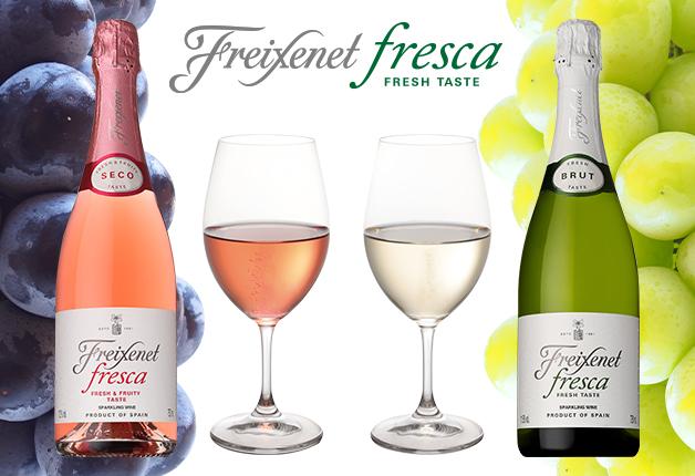 (終了しました)必ずもらえる♪「フレシネ フレスカ」や「フレシネ フレスカ ロゼ」を飲んでフレッセイポイント40ptをもらおう!