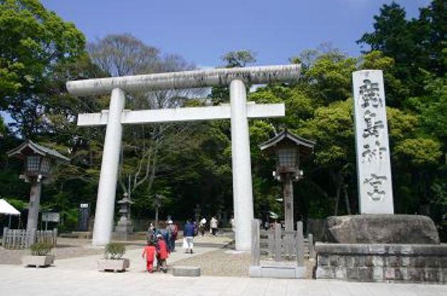 """(終了しました)初詣は鹿島神宮で♪参道では""""スチール缶""""の「ザ・プレミアム・モルツ」を販売します!"""