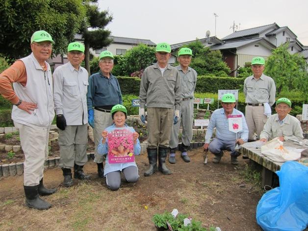 (終了しました)街を花でいっぱいにしませんか?サントリーフラワーズ「大きな花プロジェクト」参加者募集中!