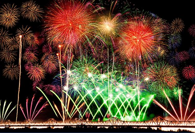 (終了しました)【「金麦特等席」へご招待】抽選で合計230名様を「長岡まつり大花火大会」・「足利花火大会」へ♪