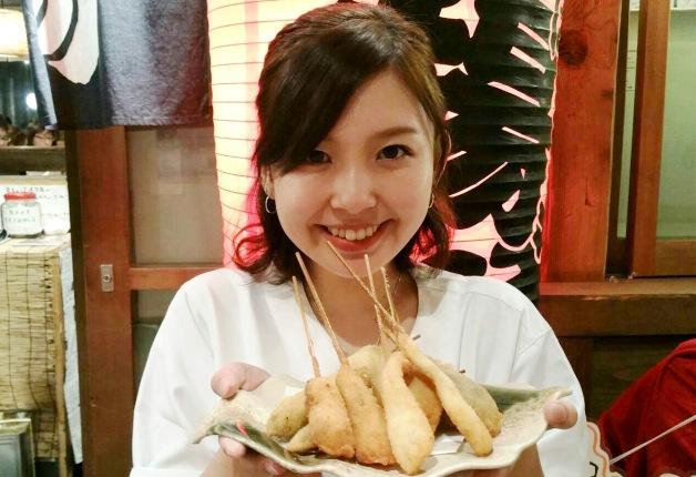【担当者おすすめ】秘伝ソースで味わう串揚げと「ジムビームハイボール」で乾杯!「串とんぼ 水戸店」