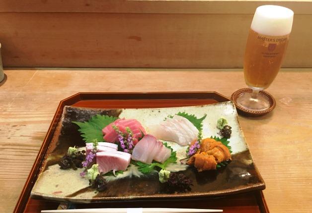 【担当者おすすめ】群馬・高崎の名店「日本料理 ましの」で新鮮な魚介料理と「マスターズドリーム」で舌鼓を♪