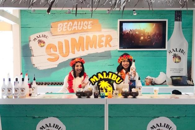 (終了しました)【期間限定オープン!】マリブカクテルを片手に「ガーラ湯沢スキー場」で常夏気分を楽しもう♪
