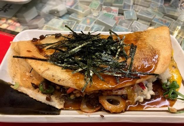 京都祇園の名物店「壹銭洋食」で元祖お好み焼きと「プレモル」や「角ハイボール」を楽しもう♪