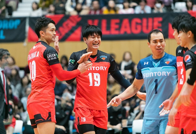 【2019-20Vリーグ真っ只中!】大阪でのホームゲームで「サントリーサンバーズ」を応援しよう♪