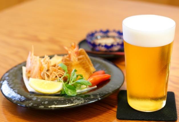 【兵庫の超達人店】大人の和食とプレモルで優雅なひとときを♪「魚菜きし(サカナキシ)」