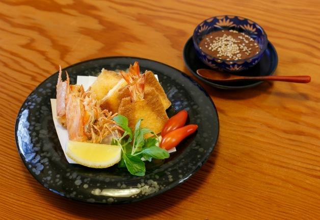 こだわりの繊細な日本料理