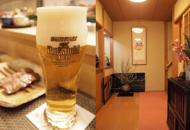 【京都の超達人店】京都で唯一の老舗絶品串鉄板焼き!「ぎをん 竹茂(ちくも)」