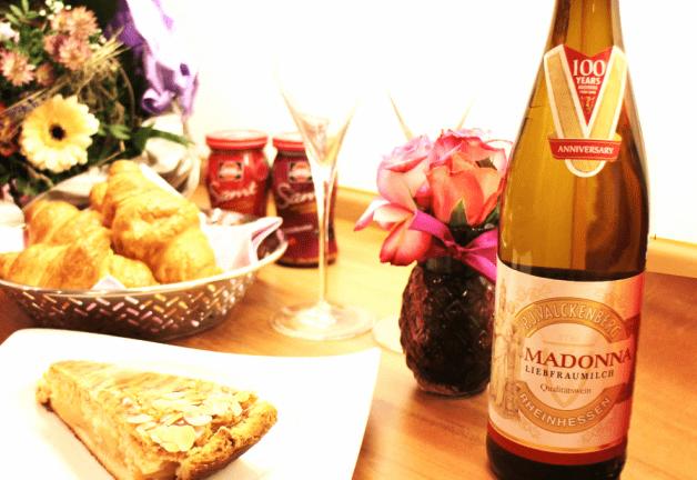 【ワイン担当者おすすめ☆】日頃の感謝の気持ちを込めて!母の日は「マドンナ」でカンパイ♪