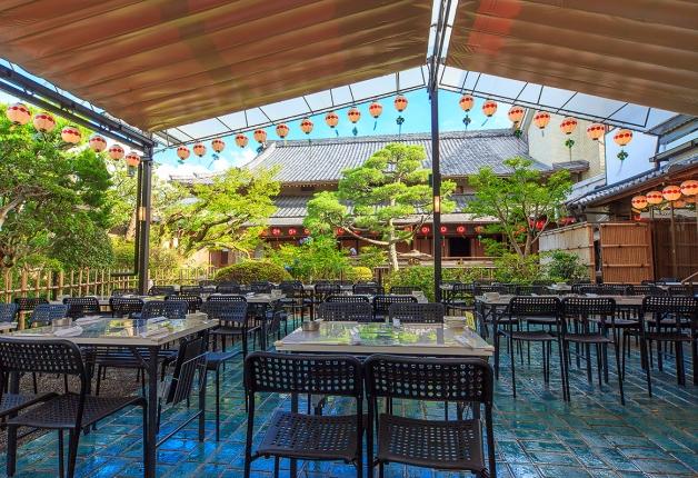 【暑い夏はビアガーデンで乾杯♪】京都エリアのおすすめビアガーデンをご紹介
