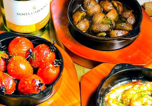 【担当者おすすめ!】京都エリアで南欧風料理とワインが楽しめる「旬彩バル イベリコ」