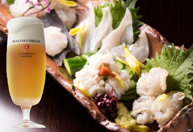 【担当者おすすめ】こだわりの穴子料理と「マスターズドリーム」を合わせて♪「穴子家 NORESORE」京都にオープン!