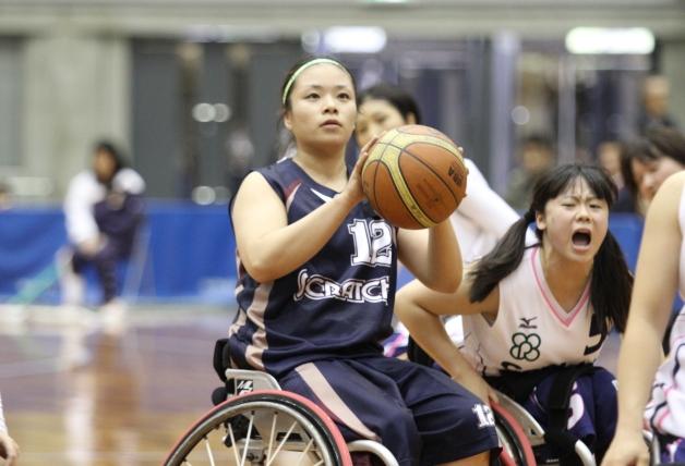 (終了しました)【みんなで応援しよう!】11月5日・6日グリーンアリーナ神戸で「全日本女子車椅子バスケットボール選手権大会」開催