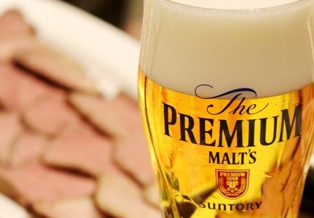 プレミアムフライデーはこれで決まり☆「ザ・プレミアム・モルツ」とおいしいお肉で乾杯を♪