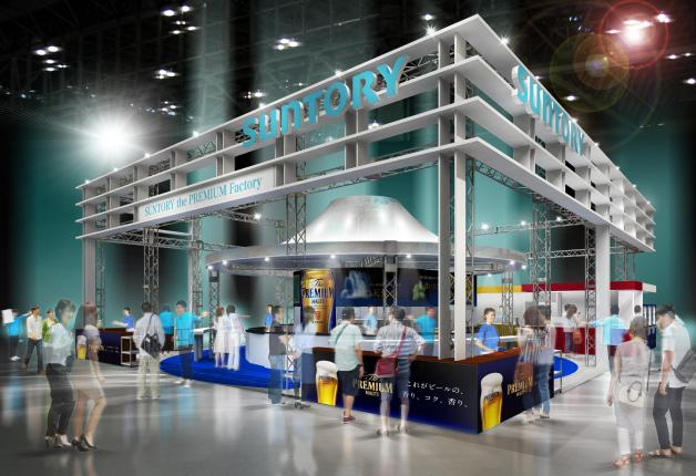 (終了しました)【4月28日~5月7日】工場直送の「プレモル」も楽しめる☆日本最大級の食イベント「'17食博覧会・大阪」へ行こう