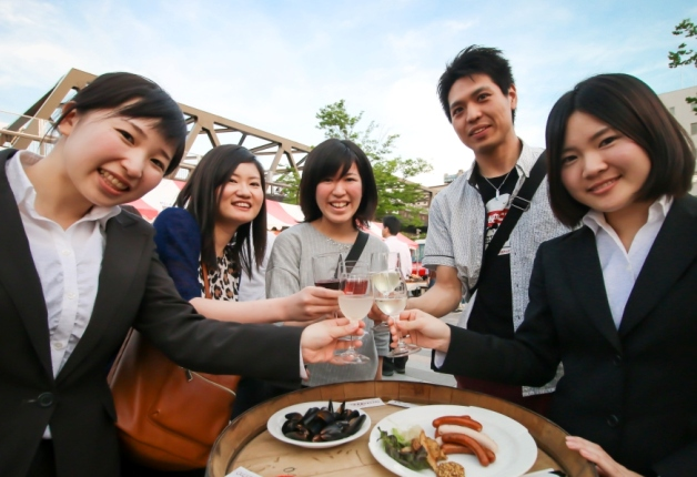 (終了しました)【6月2日~4日】大阪で初開催!「蔵出しワインバー」で「日本ワイン」を楽しもう♪