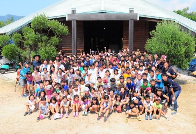 (終了しました)【参加者募集】夏休みに大自然を満喫!子ども向けキャンプ「余島サマーキャンプ」に参加してみませんか♪