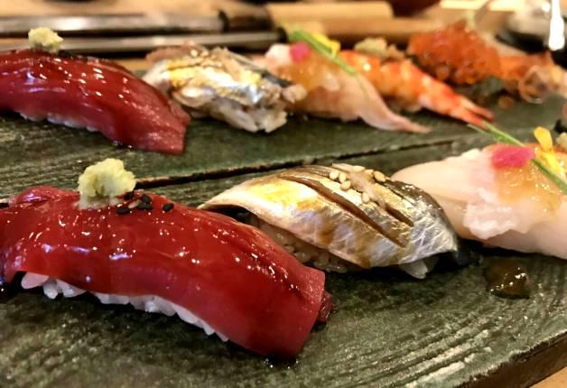 【神戸・元町】産地直送の新鮮なネタが自慢!職人が丁寧に握るお鮨を気軽に楽しめる「鮨しゅんぺい」