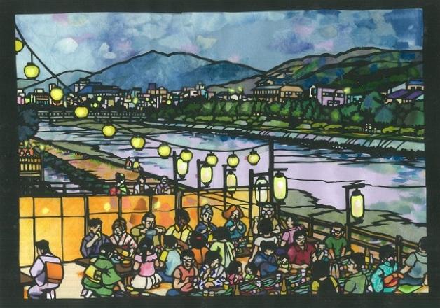 鴨川の美しい景色とともに京都産「プレモル」を堪能!「ザ・プレミアム・モルツ鴨川納涼フェア2018」