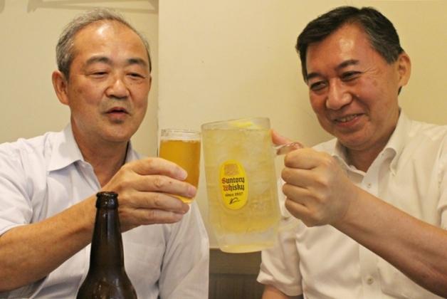 【ケイさんノブさんと行く!大阪駅ビル名店巡り】お造りおでんも串も馬刺しも!「おか長」で美味しくリーズナブルに楽しもう♪