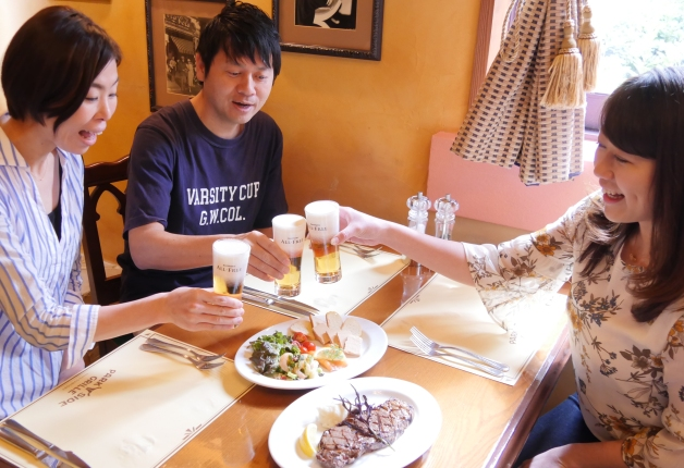 お店で飲む樽生ビールのように楽しめる!「オールフリー樽詰」をユニバーサル・スタジオ・ジャパン™で楽しもう♪