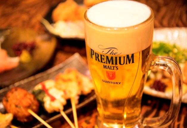 アットホームな雰囲気の「いろどりや」でこだわりの料理と「プレモル」を堪能♪(大阪・関目)