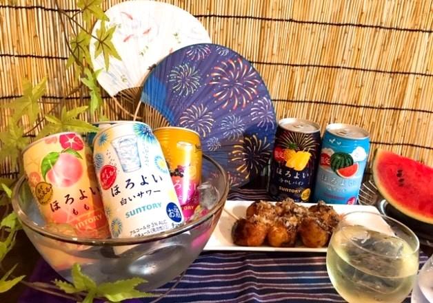 近畿エリアの人気「ほろよい」フレーバーランキング発表!夏も「ほろよい」を楽しもう♪