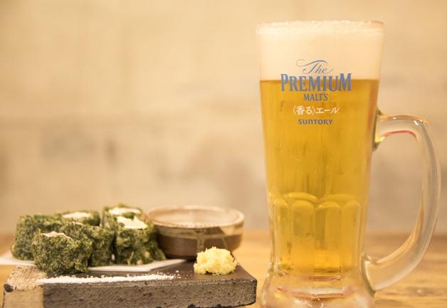 【ライター山﨑の今夜も酒場ラバー!】男前な料理と美しいビールに出会える酒場「炭火呑処 うまとら」(大阪・天満)