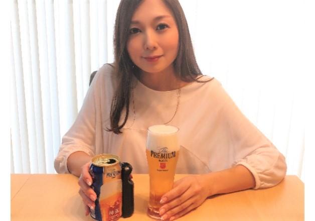 家飲みでも「神泡。」!近畿エリア担当者が新型「神泡サーバー2020」で「ザ・プレミアム・モルツ」を注いでみました♪