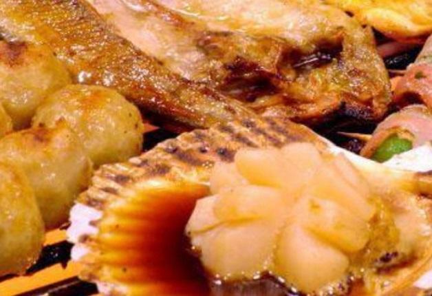 新鮮食材の炉ばた焼きと「ザ・モルツ」をリーズナブルに味わおう♪「炉ばた焼 櫓屋(やぐらや)」(大阪・天王寺)